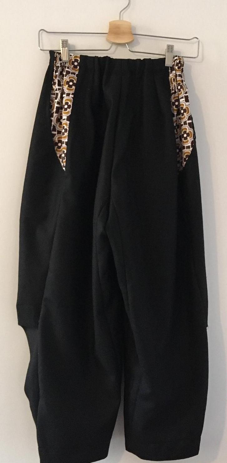 Pantalone Abijan invernale