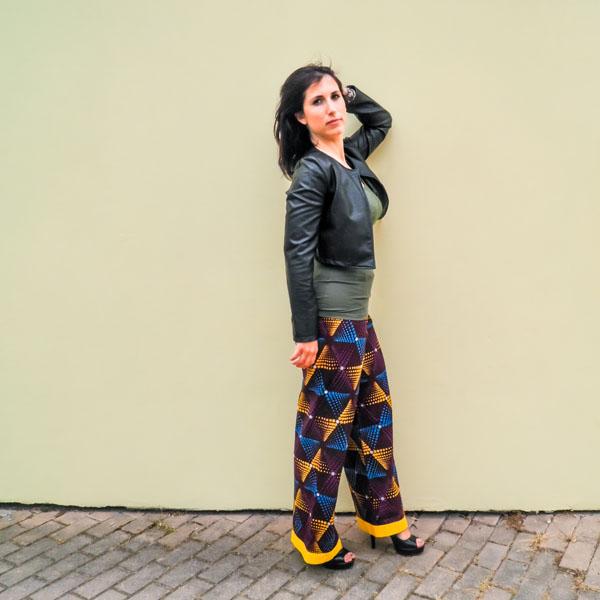 pantalone palazzo las vegas