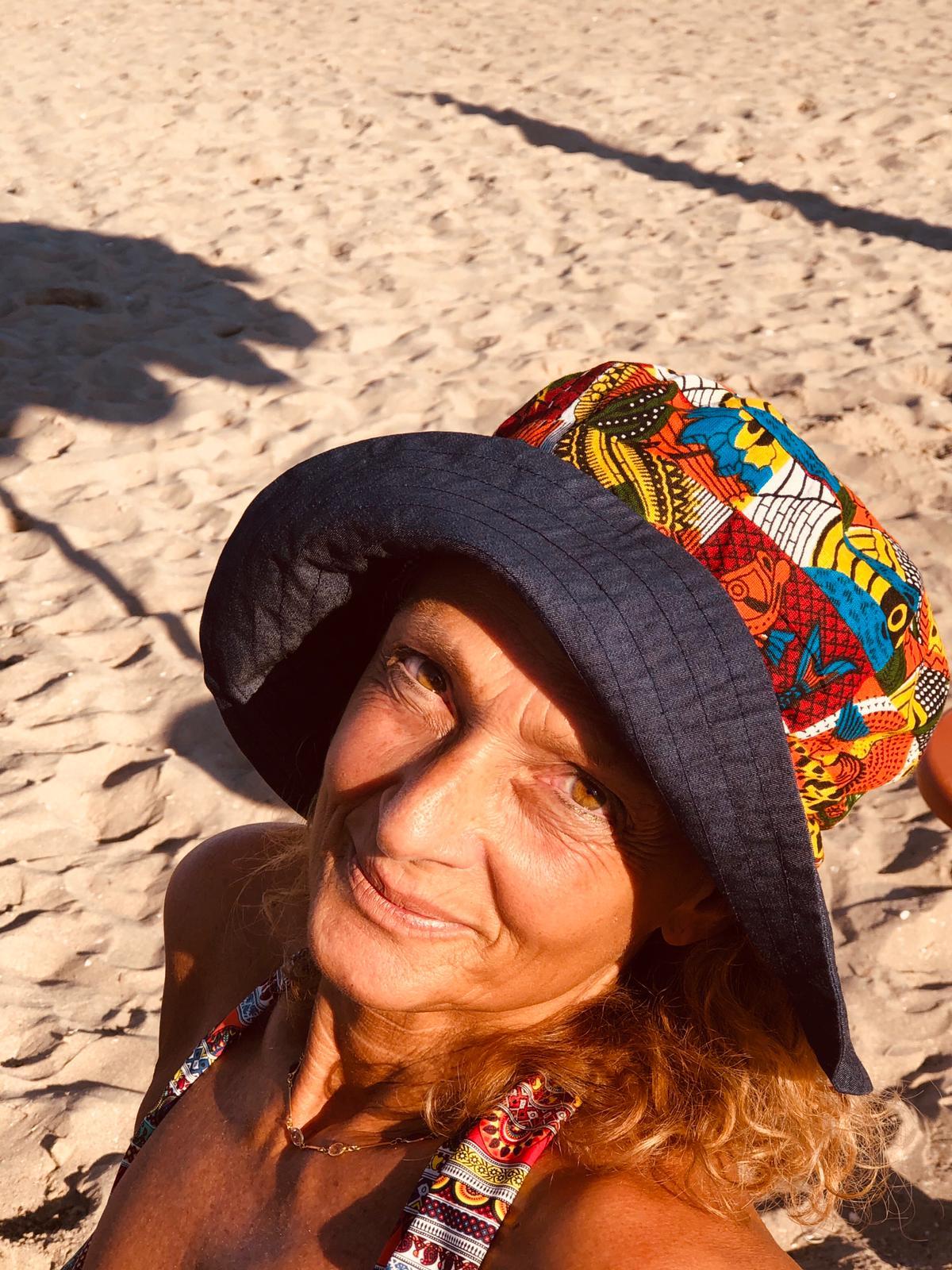 cappello estate donna