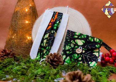 Idee regalo – Mascherina + Portamascherina