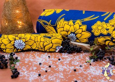 Idee Regalo – Cuscino termico con semi per occhi e corpo