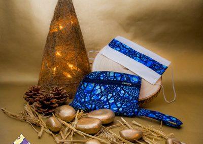 Idee regalo Portachiavi/portamonete + mascherina