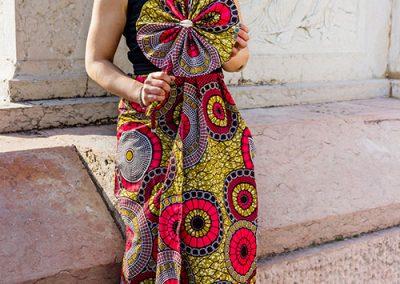 Vestito lungo Marsiglia